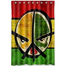 16 Results For Peace Sign Shower Curtain