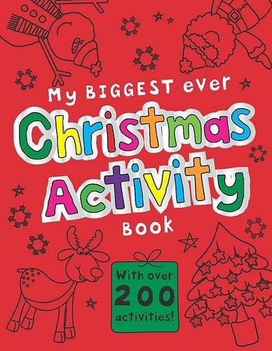 Download Xmas Bumper Colour/activity: My Biggest Ever Christmas Activity Book PDF
