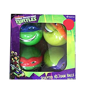 Nickelodeon Teenage Mutant Ninja Turtles Balls