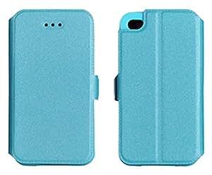 Mobility Gear MG-CASEBC3SG35L - Funda slim para Samsung Galaxy Core Plus G350, color azul
