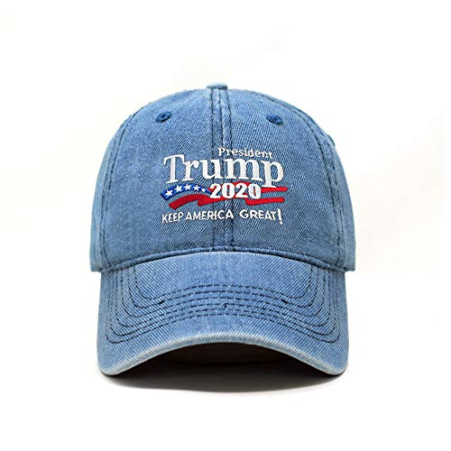 Used, ChoKoLids Trump 2020 Keep America Great Campaign Embroidered for sale  Delivered anywhere in USA