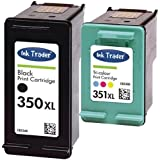 Remanufactured HP 350XL & 351XL Ink Cartridges For use with HP Photosmart C4580 Printers - By Ink Trader