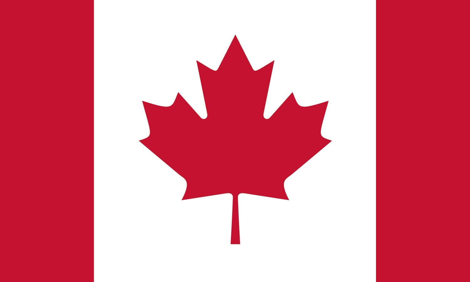 Amazon.com : Valley Forge Flag 2-Foot by 3-Foot Nylon Canada Flag ...