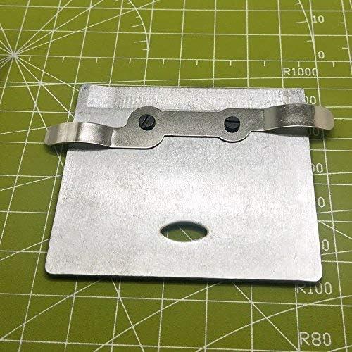 188K YICBOR Placa deslizante para m/áquina de coser Singer 16U288 188U 195K #541620