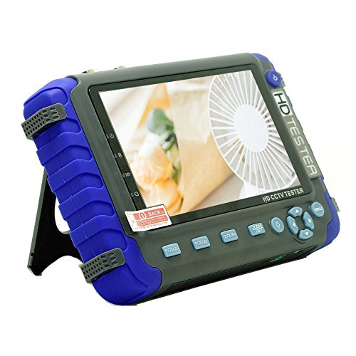Why Should You Buy 5 Inch LCD 4 in 1 CCTV Tester Support 720P/1080P/3.0mp/4.0mp/5.0 Megapixel AHD, T...