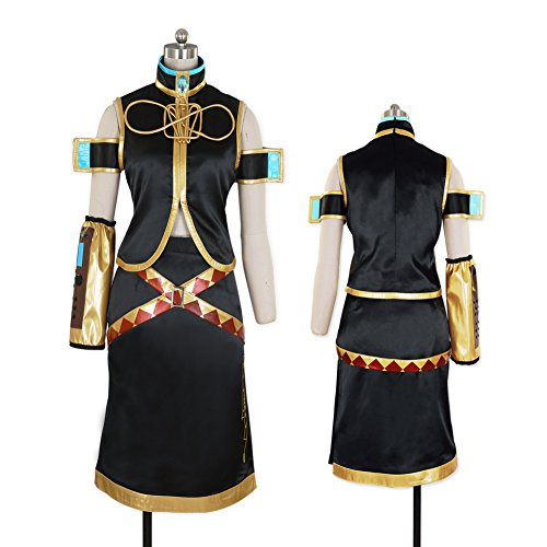 CG Co (Miki Vocaloid Cosplay Costume)