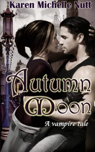 book cover of Autumn Moon