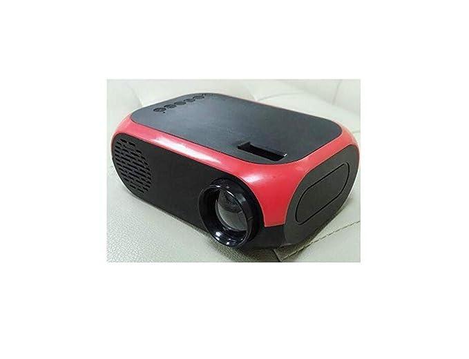 QWE Proyector, Mini Proyector Portátil de Cine en Casa, Proyector ...