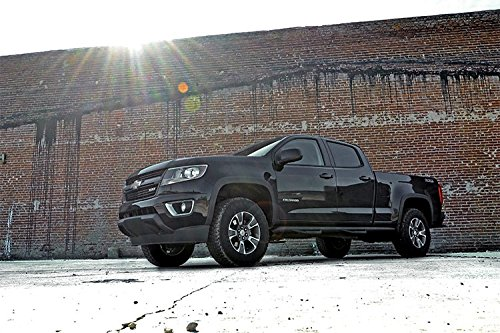 Buy gmc leveling kit before and after