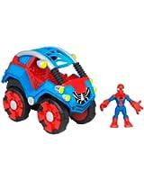 Spider-Man Flip Out Stunt Buggy