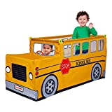 Antsy Pants Build and Play Vehicle Kit, School Bus