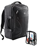 Cabin Max Palermo Carry-on luggage Cabin bag Detachable Toiletry Bag 44 litres