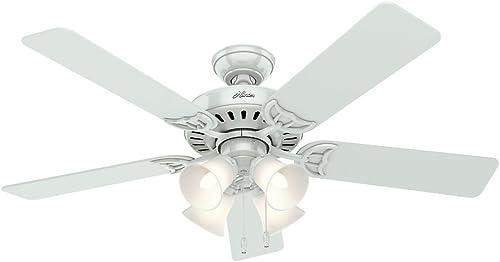 HUNTER 53062 Studio Series Indoor Ceiling Fan