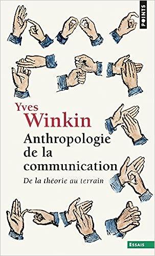 Téléchargement Anthropologie de la communication pdf