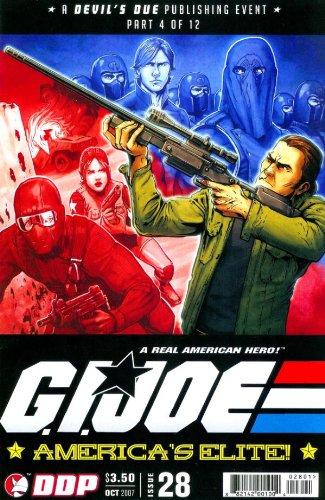 Download GI Joe America's Elite #28 ebook