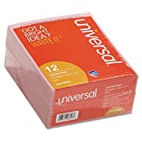 UNV48023 - Universal Important Message Pink Pads