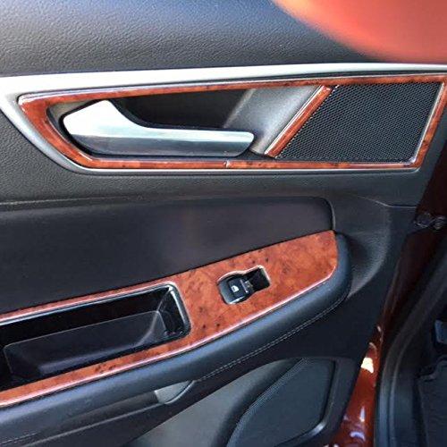 Ford Explorer Interior Wood Dash Trim KIT Set 2016 2017 2018