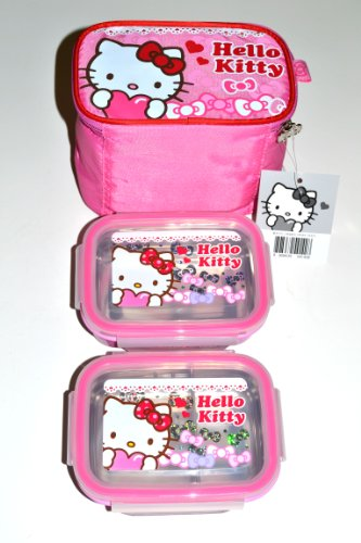 Hello Kitty Bento Box - 2