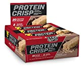#4: BSN Protein Crisp Bar by Syntha-6, Mocha, 12 Count (Packaging may vary)