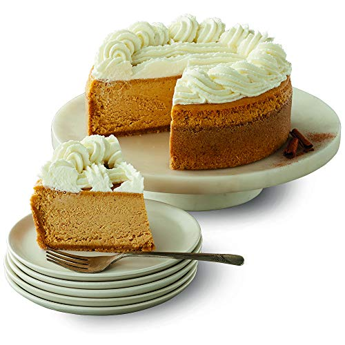 Pumpkin Cheesecake - Harry & David The Cheesecake Factory Pumpkin Cheesecake (7 Inches)