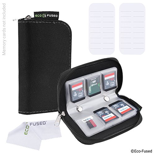 Memory Card Case Microfiber Cleaning