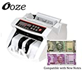 ooze Note Counting /Currency Counting Machine Note Counting Machine (Counting Speed - 1000 Notes/Min)