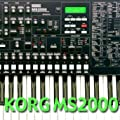 KORG MS2000 - Large Sound Library - Original Samples in WAVEs format on CD from SoundLoad