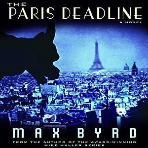 The Paris Deadline Audiobook