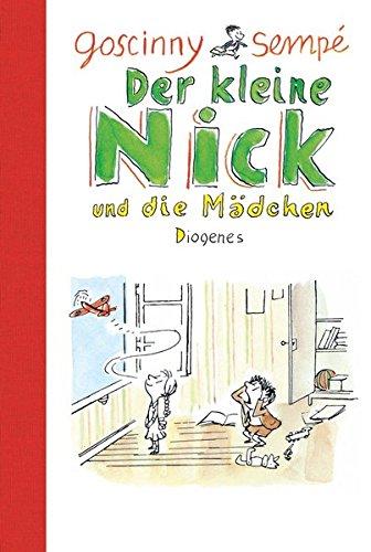 Der kleine Nick und die Mädchen. ebook