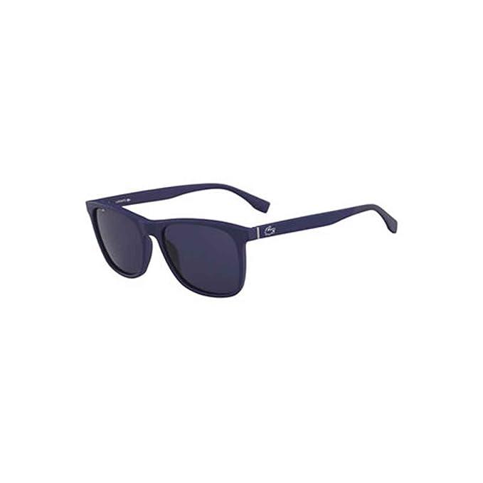 Lacoste L860S 424 56 Gafas de sol, Matte Bluee, Unisex-niños ...