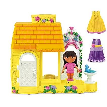 Mattel Fisher Price - Casa de Dora: Amazon.es: Juguetes y juegos