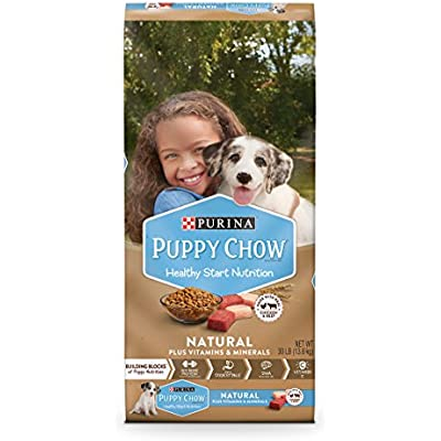Purina Puppy Chow Natural With Farm-Raised Chicken Dry Puppy Food