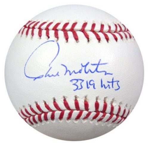 paul-molitor-autographed-official-mlb-baseball-milwaukee-brewers-3319-hits-psa-dna-stock-14888