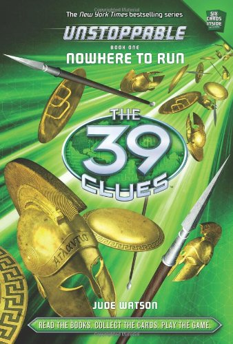 39 clues unstoppable hardcover - 2