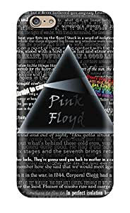 Hot Design Premium CmPpjlv13446CATWJ Tpu Case Cover Iphone 6 Protection Case(pink Floyd Music)