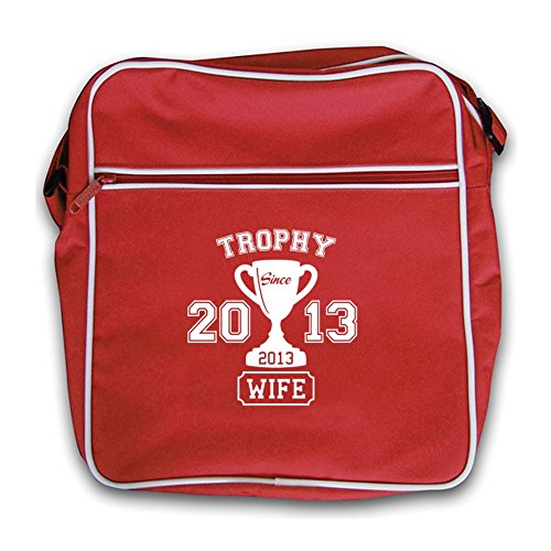 Since Red Flight Trophy 2013 Dressdown Retro Wife Bag qE0XF
