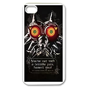Cell Phone case The Legend of Zelda Cover Custom Case For iPhone 4,4S MK9Q983381