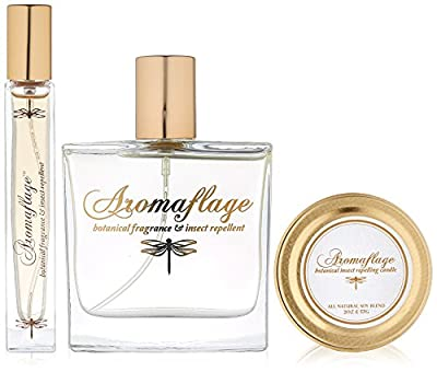 Aromaflage Botanical Fragrance & Insect Repellent, 3 fl. oz.