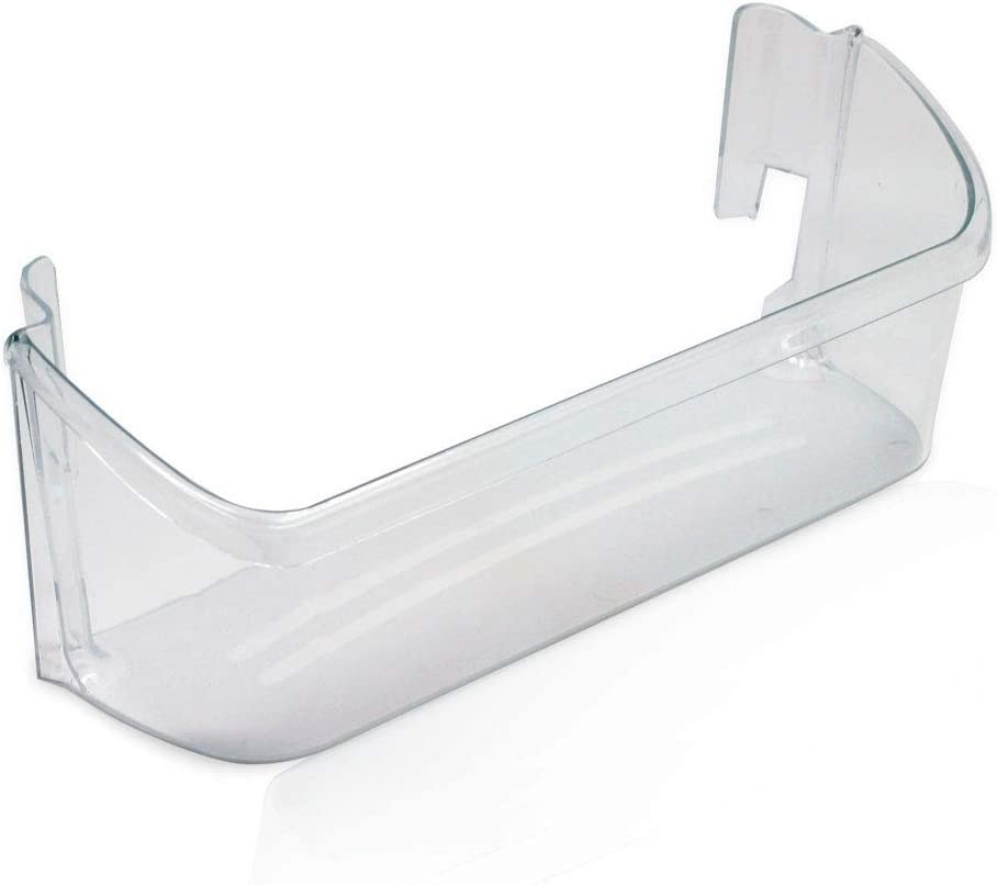 Clear Door Bin for Frigidaire Refrigerator Replaces 240323002 ER240323002