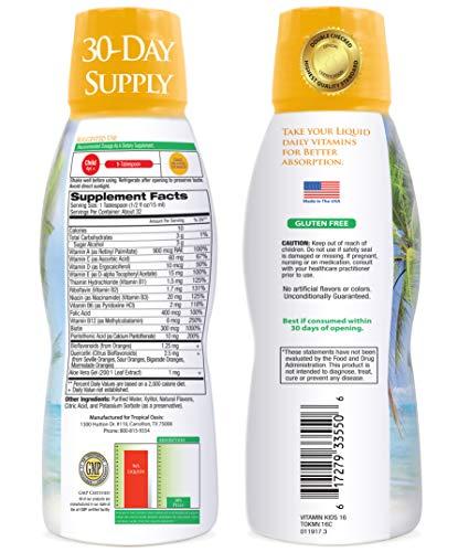 Buy children's vitamins reviews