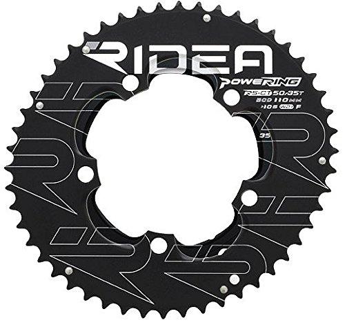 RIDEA(リデア) 5x/3xW2-FR5xT Powering F W2T 5arms 50T/35T(BCD:110mm) B078YHTFC3