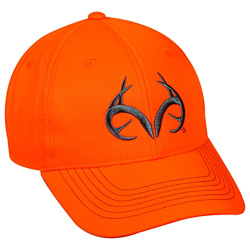 - Realtree Adjustable Closure Blaze Cap