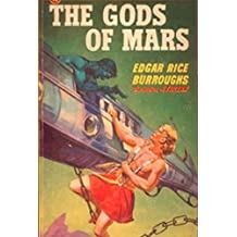 THE GODS OF MARS (non illustrated) (Barsoom series)