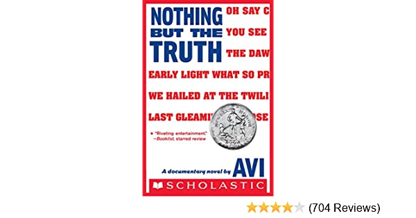 book review of nothing but the truth