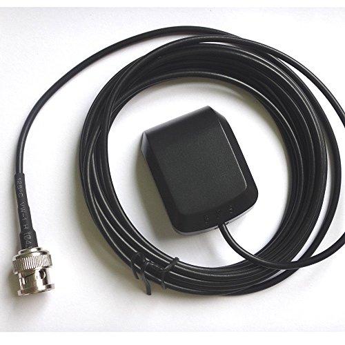 External GPS Antenna BNC male for Garmin StreetPilot III, GPS V III+ Sounder GPSMap 178C 188 276C 298c 398c 498c iCOM 270ML 370ML 278 292 295 296 376C 378 396 478 492 45 172 172C 176 176C 178 Gilsson Gps Antenna