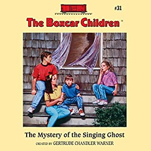 The Mystery of the Singing Ghost Audiobook