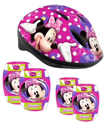 Stamp C863609 Bike Minnie 12 + With Recycle Bin by ToyCentre (Image #1)