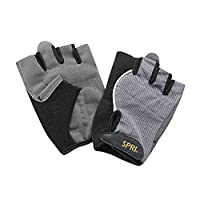 SPRI Men's Fitness Gloves, Medium/Large