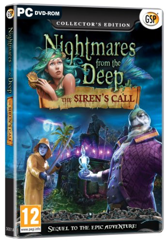 Nightmares From The Deep: The Siren's Call - Collector's Edition (PC DVD) (UK Import)