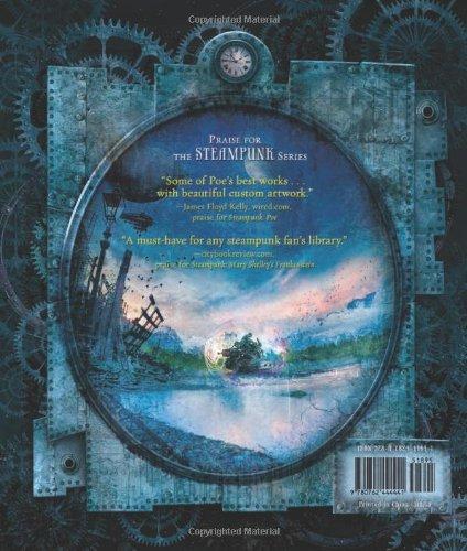 Steampunk: H.G. Wells (Steampunk Classics) 4
